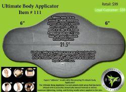 Ultimate Body Applicator