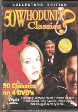 DVD's 50 Mystery CLASSICS